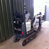 1 Tonne Micro Digger (710mm wide)