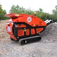 Mobile Concrete Crusher